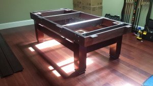 Good Correctly Performing Pool Table Installations, Abbotsford British Columbia