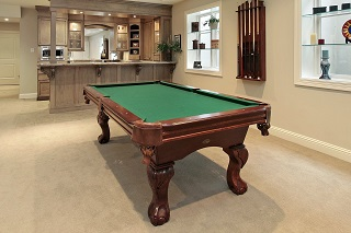 Pool Table Room Sizes | Pool Table Room Dimensions Chart